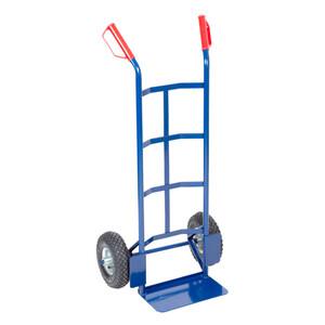 Sackkarre 150 kg luftbereift Transportkarre Transportwagen Handwagen Stapelkarre