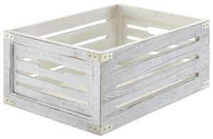 Kiste Ronny Weiß