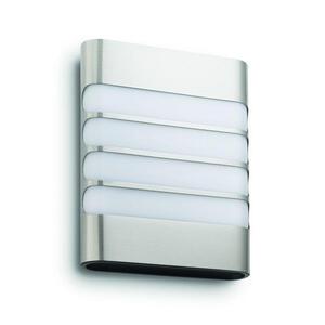 Philips MYGARDEN LED-AUßENWANDLEUCHTE Silber