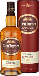 Glen Turner Heritage Double Cask Single Malt Scotch Whisky 0,7 ltr