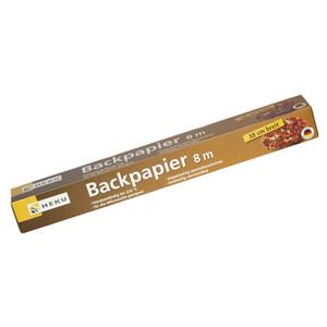 Backpapier Rolle 38 cm x 8 m