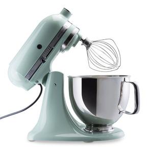 KitchenAid Küchenmaschine Artisan 4,8l, Pistazie 8tlg.