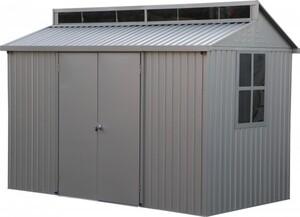 Metallgerätehaus Skylight Shed 10x6 ,  323,3 x 182,4 x 230,9 cm