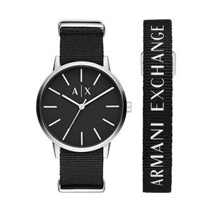 Armani Exchange Herrenuhr Set AX7111
