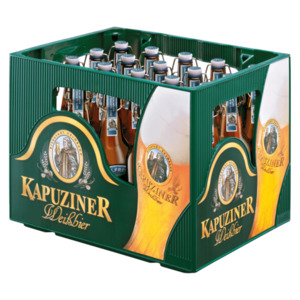 Kapuziner Alkoholfrei 20x0,5l