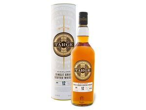The Targe Highland Single Grain Scotch Whisky 12 Jahre 40% Vol