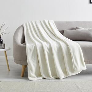 Wendedecke in Weiß ca.150x200cm 'Elina'