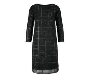 Festliches Kleid mit Paillettenbesatz