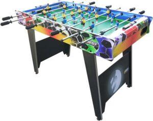Kickertisch World of Soccer 122 x 61 x 79 cm bunt