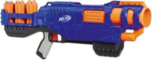 Trilogy DS-15 Nerf N-Strike Elite Spielzeug Blaster mit 15 Nerf Elite