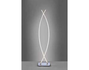 LED-Stehleuchte 2flg. 15380-55 H. 122 cm