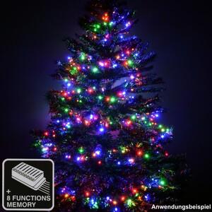LED Lichterkette Weihnachtsbaum 1,5-3 m 400-1200 LED bunt 8 Funktionen IP44
