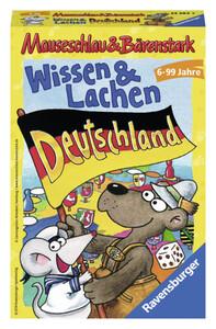 Mauseschlau & Bärenstark - Wissen und Lachen - Deutschland