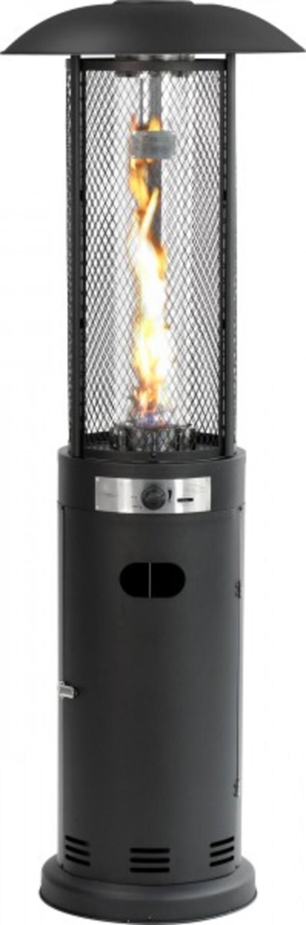 Primaster Feuersäule Arenal ,  max. 11 kW, stufenlos regulierbar, 182 cm