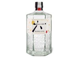 Roku Gin The Japanese Craft Gin 43% Vol