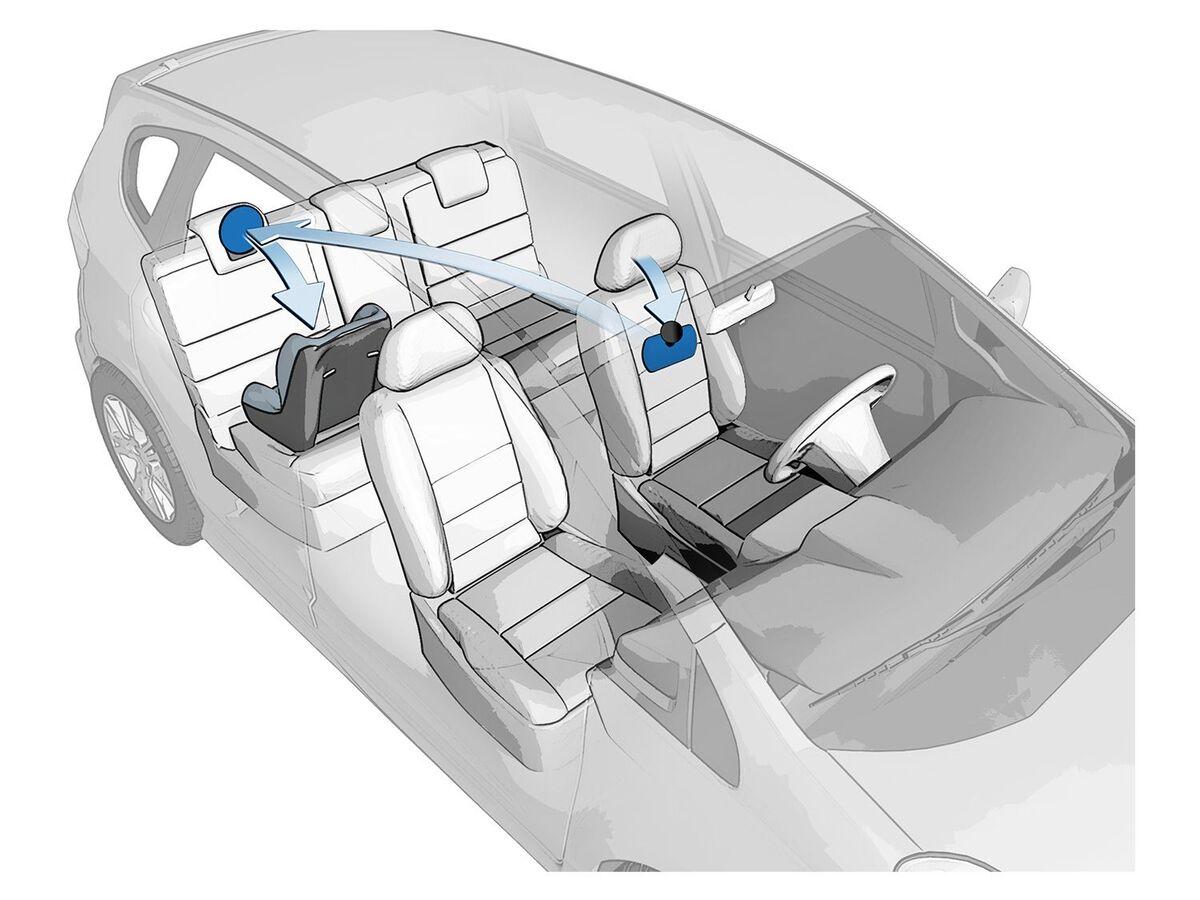 Bild 6 von Reer Safety View Sicherheitsspiegel