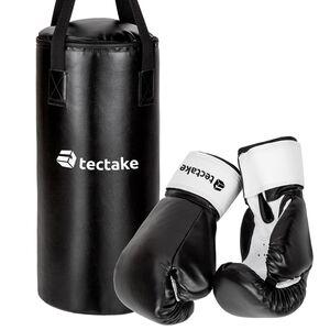 Boxsack für Kinder inkl. Boxhandschuhe