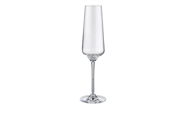 Sektglas, 6-teiliges Set