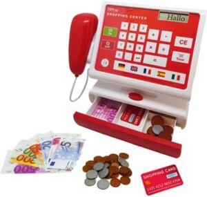 Supermarktkasse Scan Me mit echter Scanfunktion, Spielgeld und Zubehör
