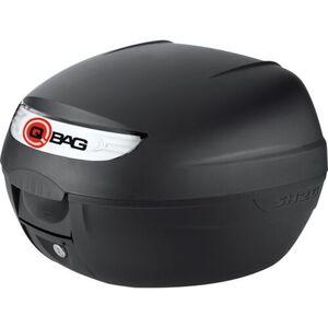 QBag Topcase SH26 schwarz unlackiert