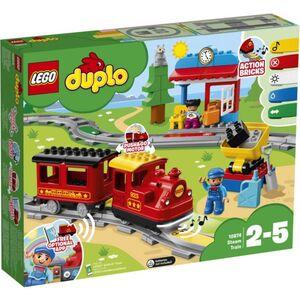 LEGO® DUPLO® Town 10874 - Dampfeisenbahn