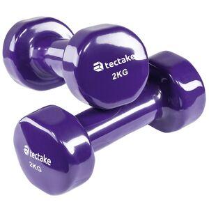 2 Gymnastikhanteln 2 x 2,0 kg