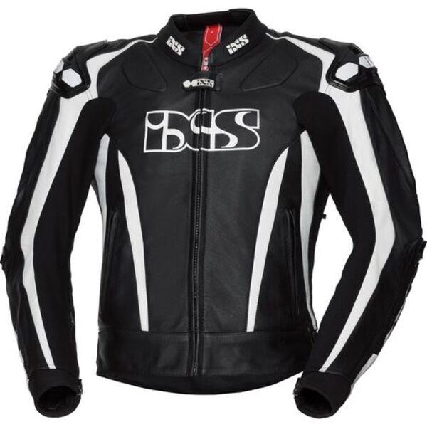 IXS            Sport LD Jacke RS-1000 schwarz/weiß