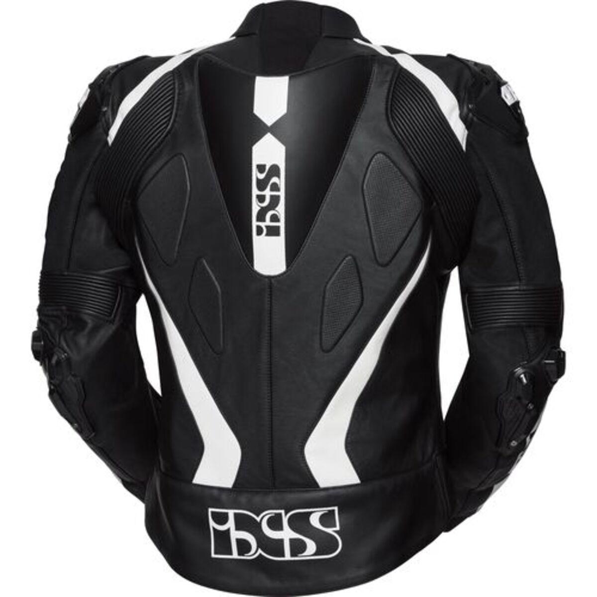 Bild 2 von IXS            Sport LD Jacke RS-1000 schwarz/weiß