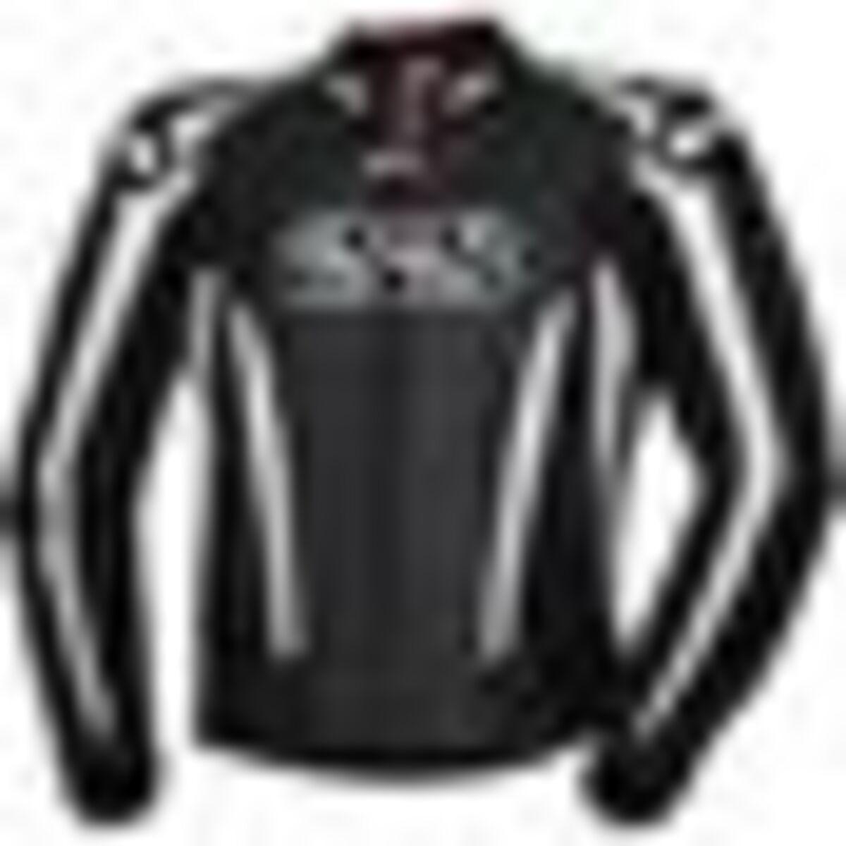 Bild 3 von IXS            Sport LD Jacke RS-1000 schwarz/weiß