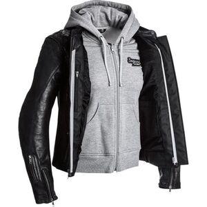 Segura            Style Damen Lederjacke schwarz