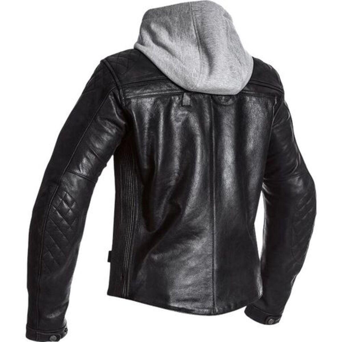 Bild 2 von Segura            Style Damen Lederjacke schwarz