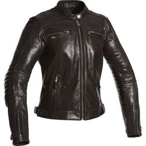 Segura            Iron Damen Lederjacke schwarz