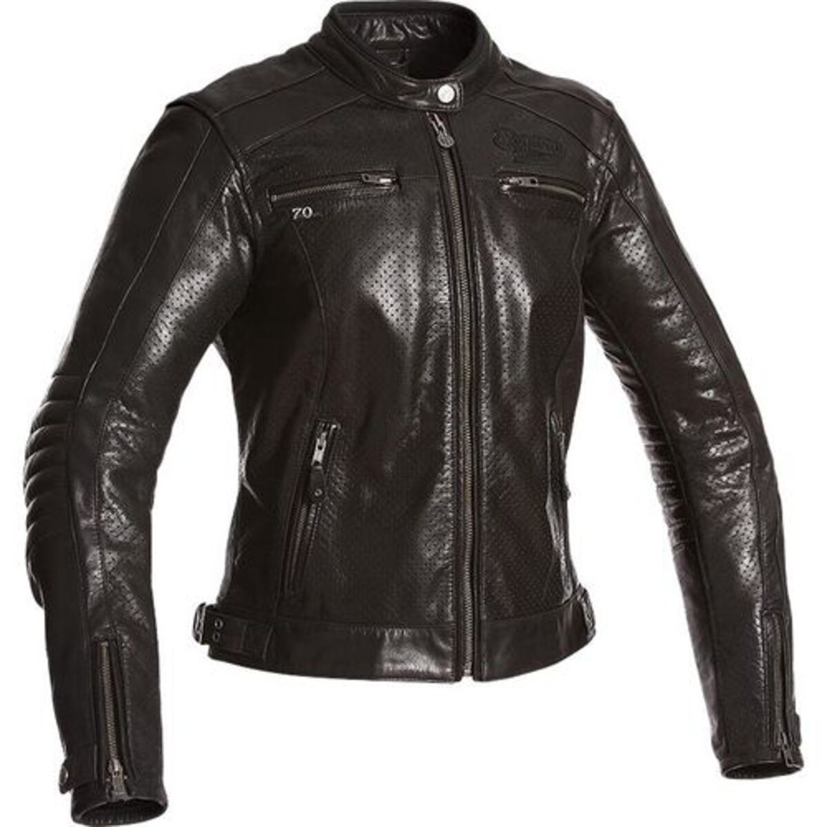 Bild 1 von Segura            Iron Damen Lederjacke schwarz