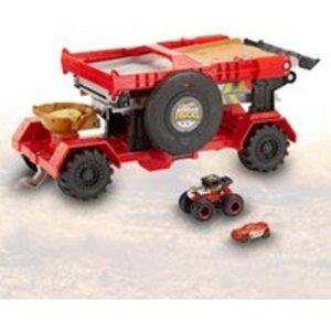 Hot Wheels MonsterT 2in1 Crashrennen
