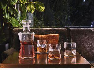BORMIOLI ROCCO Whiskey-Set Cassiopea, 7tlg.