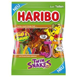 Haribo Twin Snakes 175g