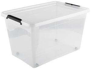Box mit Deckel Rudolf aus Kunststoff ca. 60l