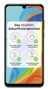 Huawei P30 Lite New Edition ,  256 GB, schwarz