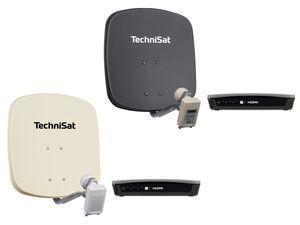 TechniSat Komplettanlage DIGIDISH 45, Universal-Twin-LNB