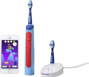 Signal Playbrush Smart Sonic EPB Elektrische Kinderzahnbürste Schallzahnbürste Hellblau, Rot
