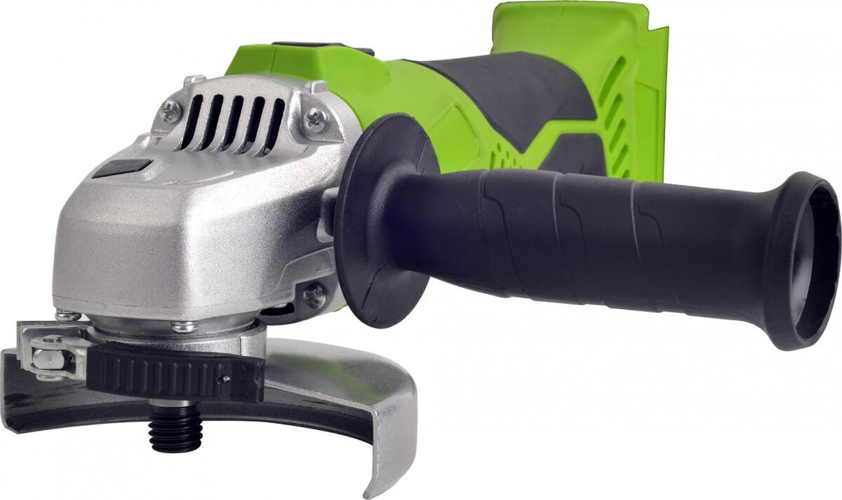 """Bild 2 von Greenworks Akku-Winkelschleifer 24 V """"ohne Akku und Ladegerät, 7.000 min-1"""""""