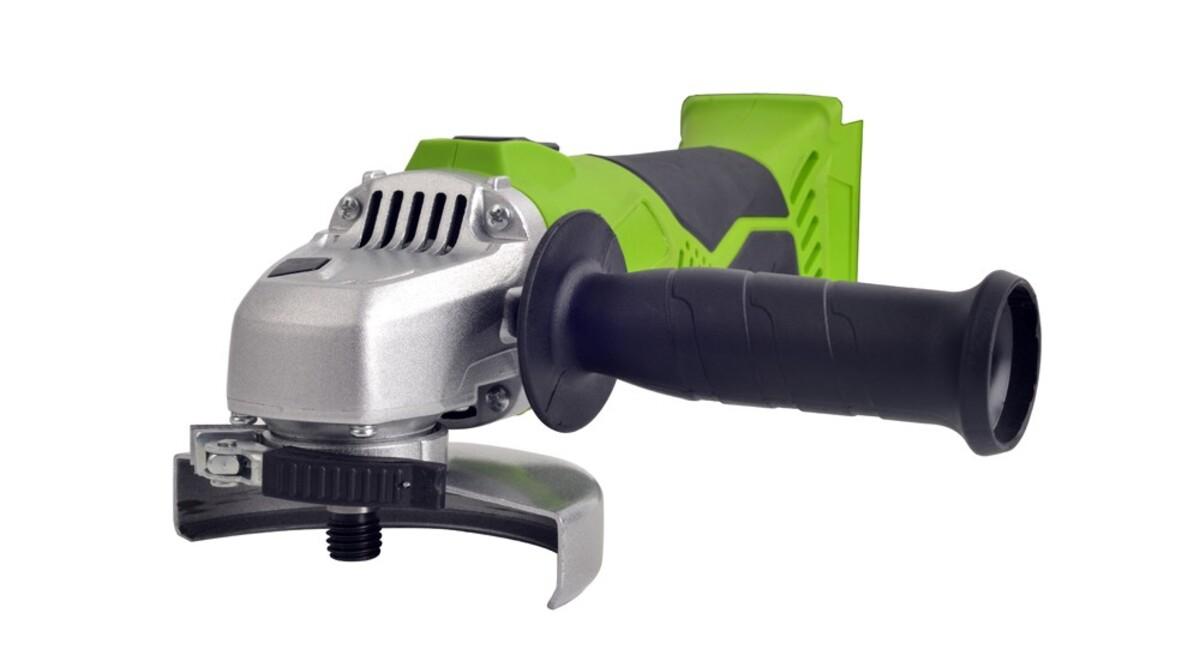 """Bild 3 von Greenworks Akku-Winkelschleifer 24 V """"ohne Akku und Ladegerät, 7.000 min-1"""""""
