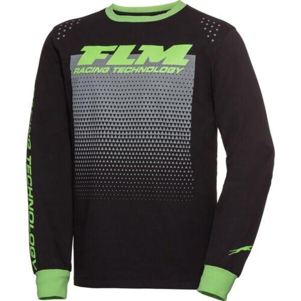 FLM            Sweatshirt 1.0 schwarz