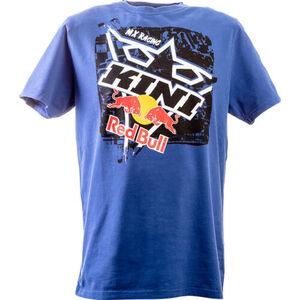 KINI Red Bull            T-Shirt Square Tee blau