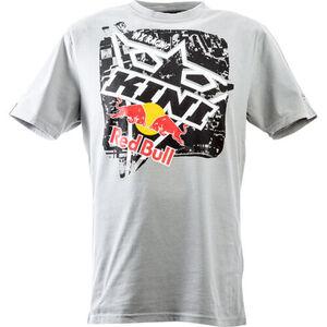 KINI Red Bull            T-Shirt Square Tee grau