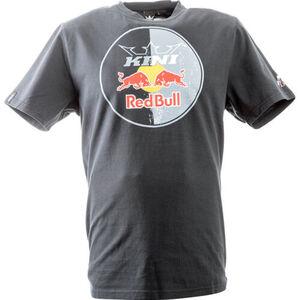 KINI Red Bull            T-Shirt Circle Tee anthrazit