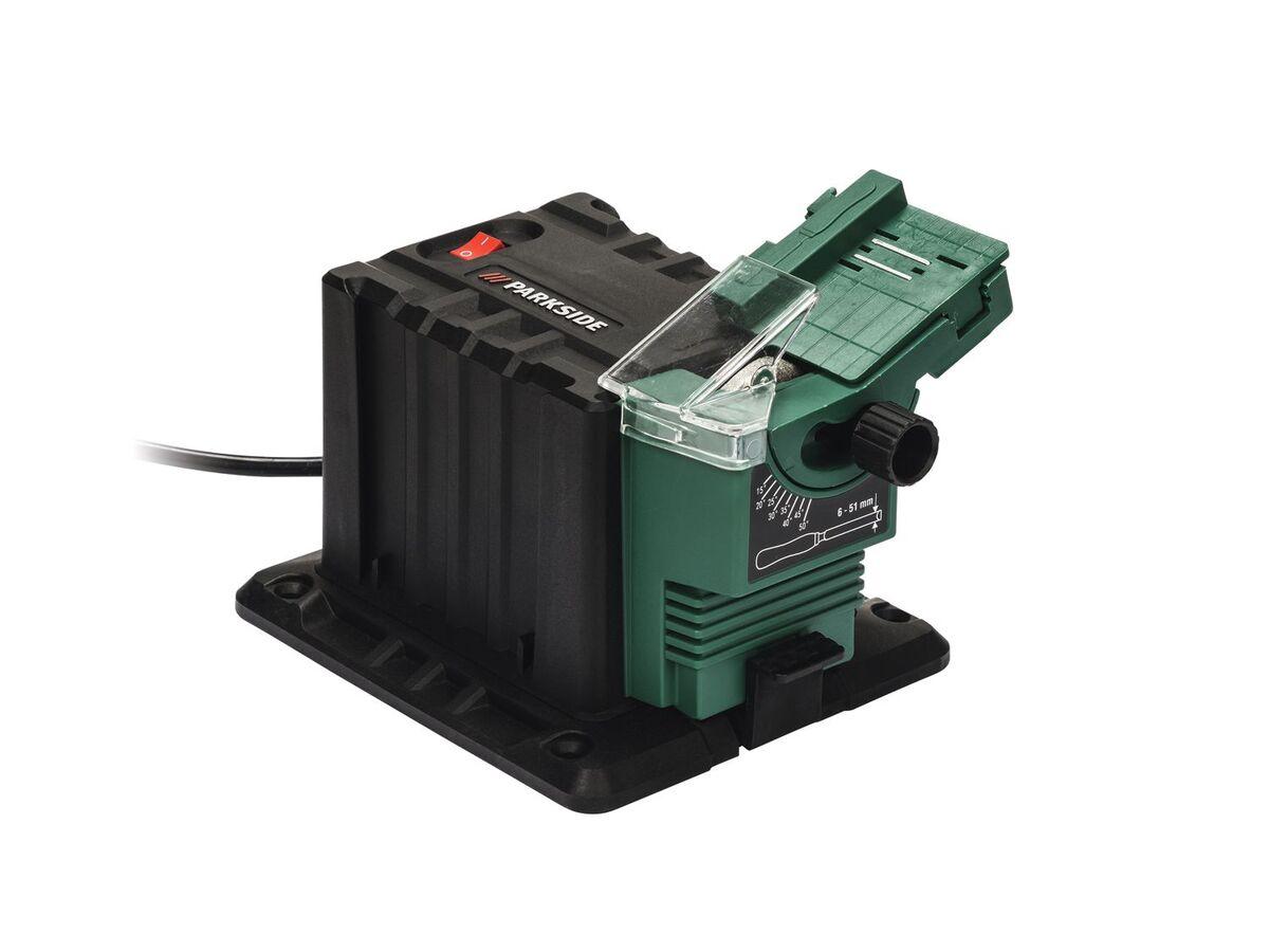 Bild 1 von PARKSIDE® Schärfstation »PSS 65«, 65 Watt, mit Funkenschutz, inklusive 3 Aufsätzen