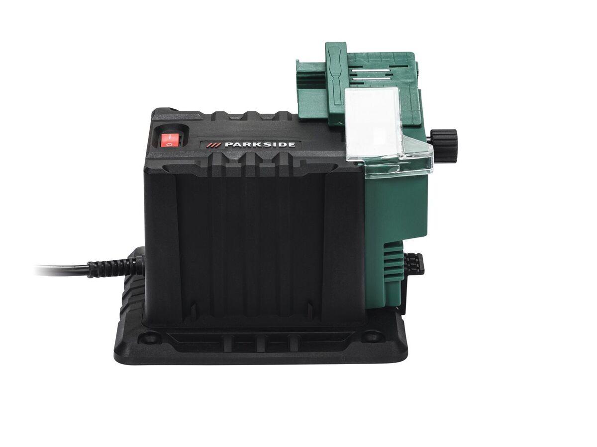 Bild 2 von PARKSIDE® Schärfstation »PSS 65«, 65 Watt, mit Funkenschutz, inklusive 3 Aufsätzen