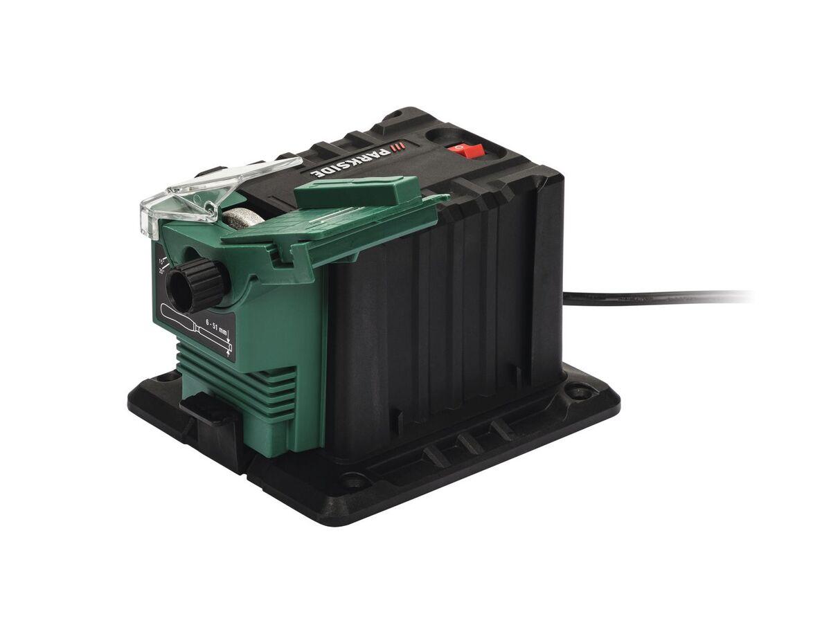 Bild 3 von PARKSIDE® Schärfstation »PSS 65«, 65 Watt, mit Funkenschutz, inklusive 3 Aufsätzen