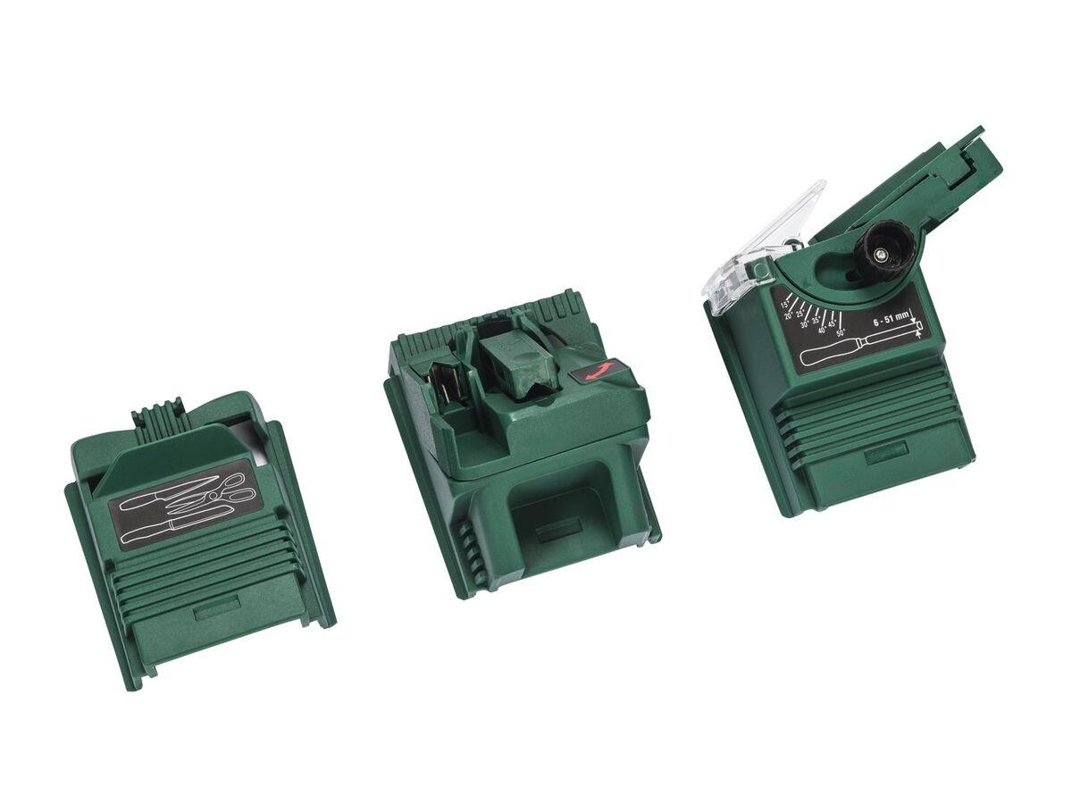 Bild 10 von PARKSIDE® Schärfstation »PSS 65«, 65 Watt, mit Funkenschutz, inklusive 3 Aufsätzen